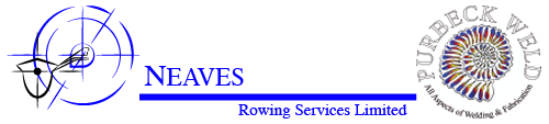 Neaves Rowing Perbeck Weld Logo Combined
